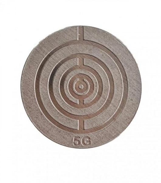 Brain-Y Alu Chip 5G 2,7 mm dick