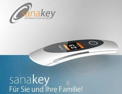 Sanakey - 4 Wochen Mieten