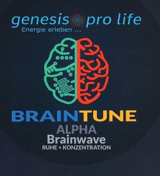 Braintune CD - Alpha - mit gratis Energy Pad