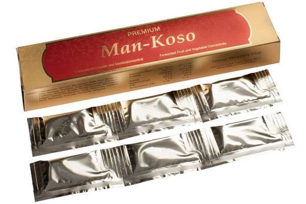 Man-Koso Premium 30 Beutel